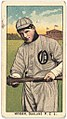 Hogan, Oakland Team, baseball card portrait LCCN2008677043.jpg