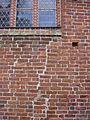 Hohenkirchen Kirche Mauerriss 122.JPG