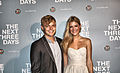 Holly Kagis & David Jones-Roberts 2011.jpg