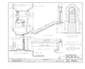 Holy Trinity Episcopal Church, 1200 J Street, Lincoln, Lancaster County, NE HABS NEB,55-LINC,3- (sheet 14 of 20).png