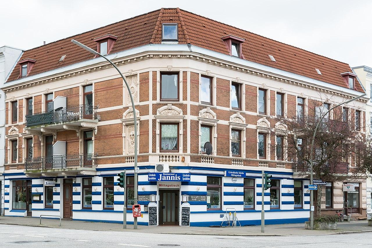 Datei:Holzmühlenstraße 25, Walddörferstraße 115 (Hamburg ...