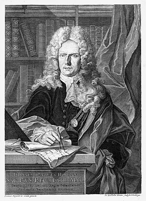 Johann Homann - Johann Homann