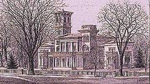 Hillhouse Avenue - Sheffield-Town Mansion, Hillhouse Avenue