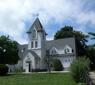 Homecrest, Brooklyn - Homecrest Presbyterian