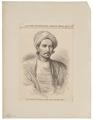 Homo sapiens - Ethiopië - 1868 - Print - Iconographia Zoologica - Special Collections University of Amsterdam - UBA01 IZ19400195.tif