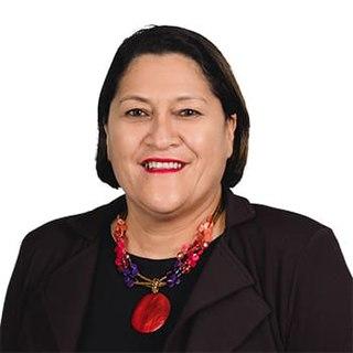 Meka Whaitiri New Zealand politician