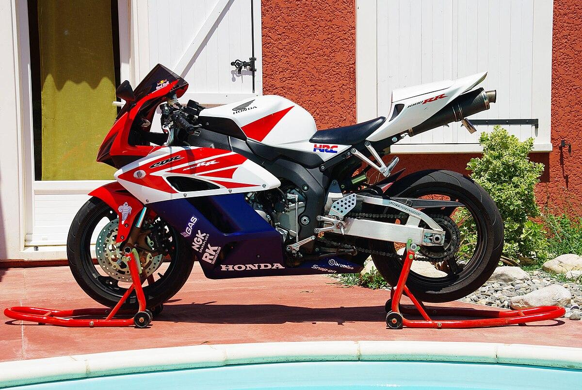 Honda Cbr 1000rr Fireblade Wikipedia Wolna Encyklopedia