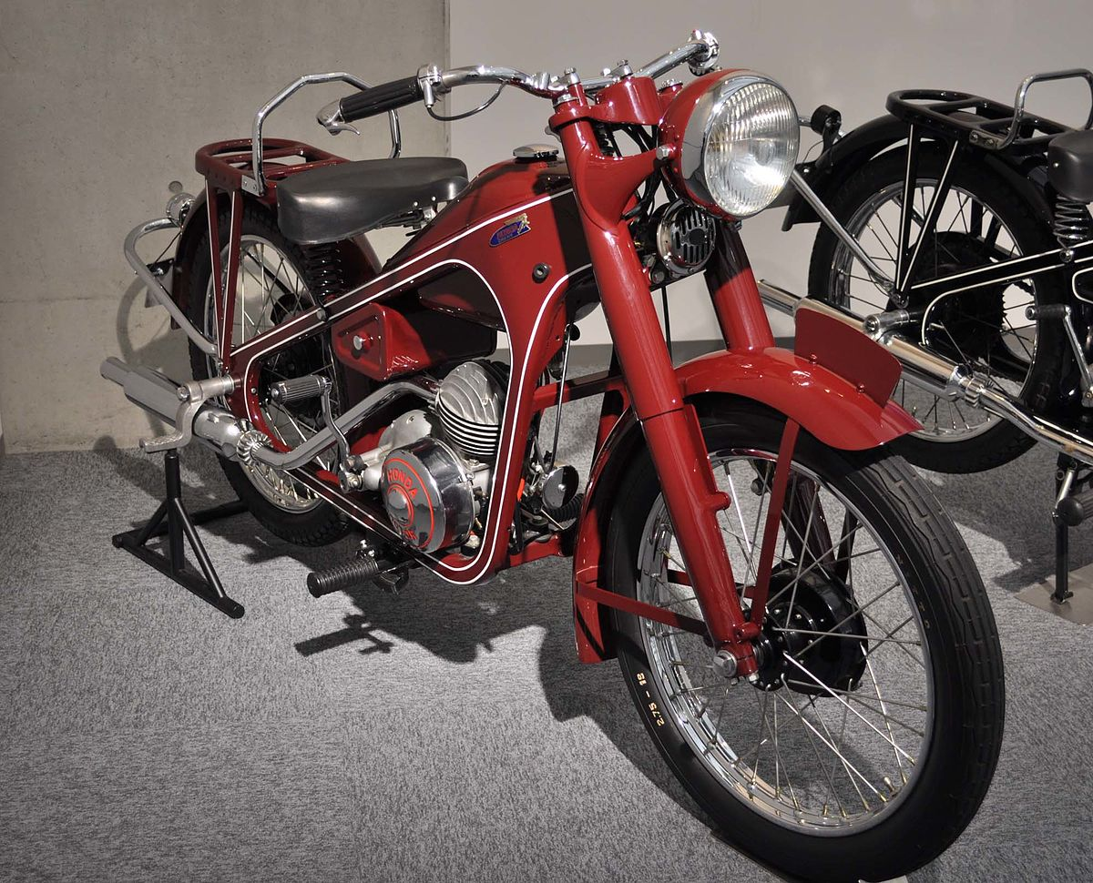 motorcycle pic d  Honda D-Type - Wikipedia