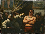 Honoré Daumier - The Strong Man - Google Art Project.jpg
