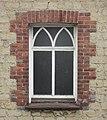 Hope Strict Baptist Chapel, Lower Street, Haslemere (June 2015) (Window).JPG