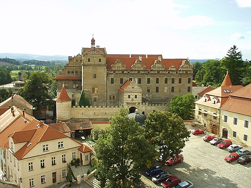 Horsovsky Tyn zamek