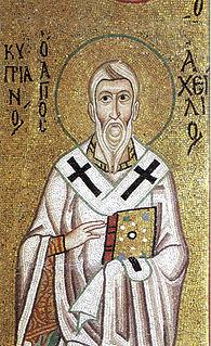 Achillius of Larissa saint