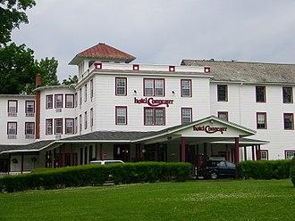 Conneaut Lake Park - Hotel Conneaut (2014)