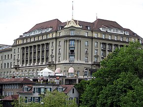 Hotel Bellevue Palace