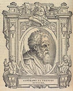 Girolamo da Treviso Italian painter (1497-1544)