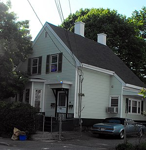 House at 13 Annis Street - Image: House at 13 Annis Street