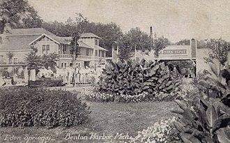 House of David (commune) - Image: House of David Eden Springs