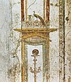 House of the Prince of Naples in Pompeii Plate 148 Triclinium South Wall Main Zone MH.jpg