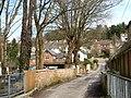 Houses on hillside, Far Thrupp - geograph-4892395.jpg