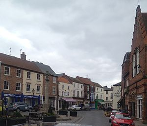 Howden - Howden town square