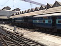 Howrah Malda Town Intercity Express at Howrah.jpg