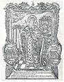 Hristofor Žefarović (1710-1753) - Sv. Stefan Štiljanović, 1753.jpg
