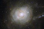 Hubble image of NGC 7252.tif