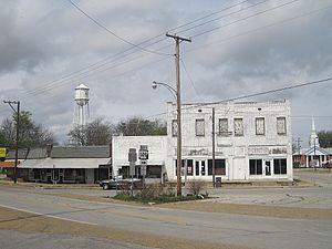 Hughes, Arkansas - Image: Hughes AR 022