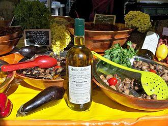 Les Baux-de-Provence - Baux-de-Provence olive oil