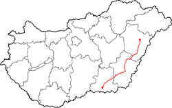 Hungary Road 47 map.png