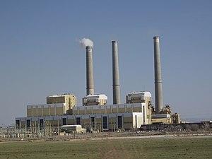 Castle Dale, Utah - Hunter Power Plant
