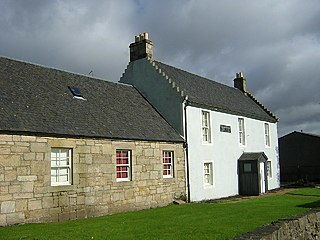 building in South Lanarkshire