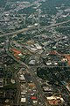 Huntsville Downtown - Memorial and I-565 Aerial - May 2015 (30378943958).jpg