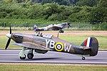 Hurricane & Spitfire - RIAT 2010 (5711562034).jpg