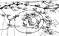 Hurricane Four analysis 13 Sept 1912.png