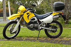 2001 Hyosung XRX125 in Auckland, New Zealand
