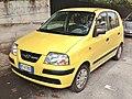 Hyundai Atos Prime 2007 Yellow.jpg
