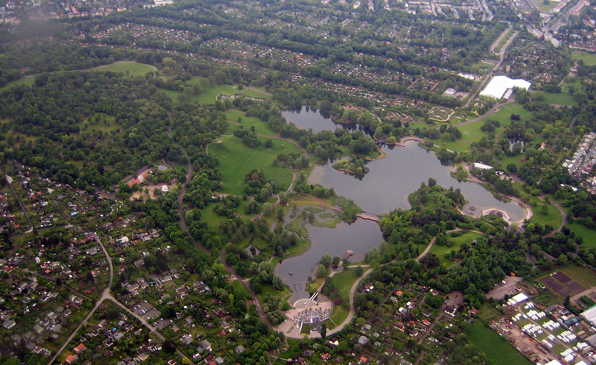 Britzer Garten – Wikipedia, wolna encyklopedia