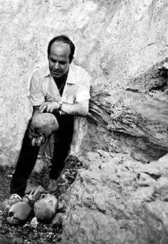 Giovanni Cosseddu della facoltà di Antropologia dell'Università degli Studi di Cagliari