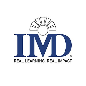 International Institute for Management Development - Image: IMD logo