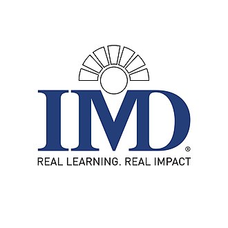International Institute for Management Development - Image: IMD logo