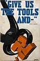 INF3-154 Give us the tools and ... Artist Frank Newbould.jpg