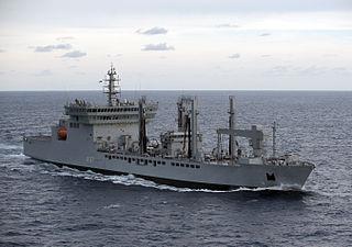 INS <i>Shakti</i> (A57) Deepak-class fleet tanker
