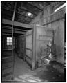 INTERIOR LOOKING NORTHEAST. - Ellis Island, Incinerator, New York Harbor, New York, New York County, NY HABS NY,31-ELLIS,1B-6.tif