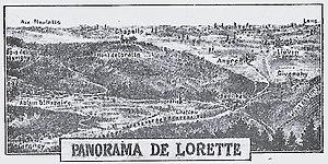 Around the Loretto height