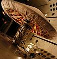 IRVE-3 during vacuum inflation test at NASA Langley.jpg