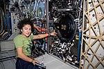 ISS-61 Jessica Meir works inside the Destiny lab (1).jpg