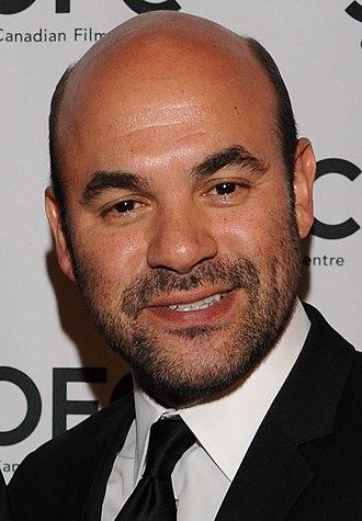 Ian Gomez - Gomez in 2012