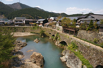 Ikuno, Hyōgo - Kuchiganaya area