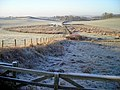 Icy Fields Near Meikle Barncleugh - geograph.org.uk - 638736.jpg